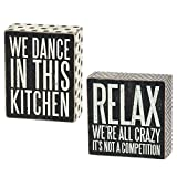 Primitives By Kathy Bundle of Two Signs -