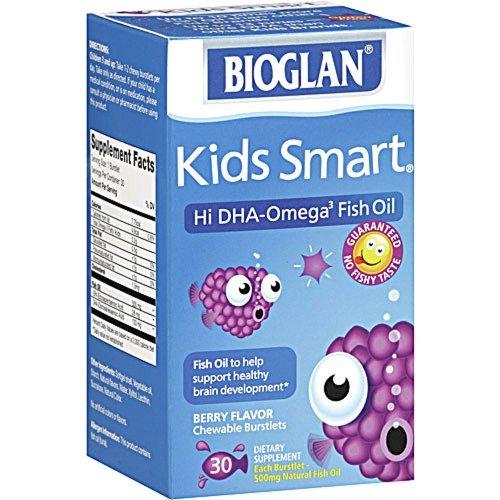 Bioglan Kid's Smart Omega 3 Fish Oil-30 ct by Bioglan
