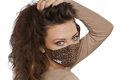 MyAir Comfort Mask, Starter Kit in Leopard - Made in USA by MyAir