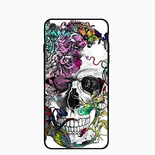Life and Death iPhone 6 Case,iPhone 6s Cover Shockproof Shell Compatible for iPhone 6/6S (4.7-inch)]()