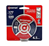 Crosman 7-P577 Pointed Pellets (500 Count)