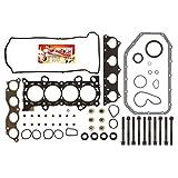 02-06 Honda CRV EX LX 2.4 DOHC K24A1 Full Gasket Set Head Bolts
