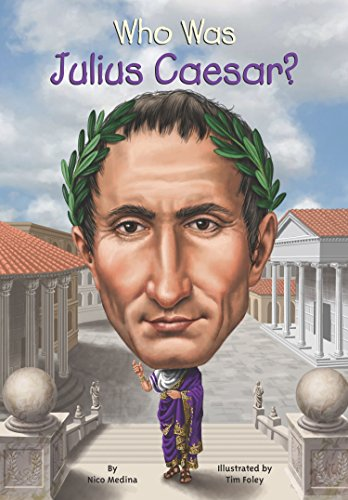 Who Was Julius Caesar? - Book  of the Who Was/Is...?
