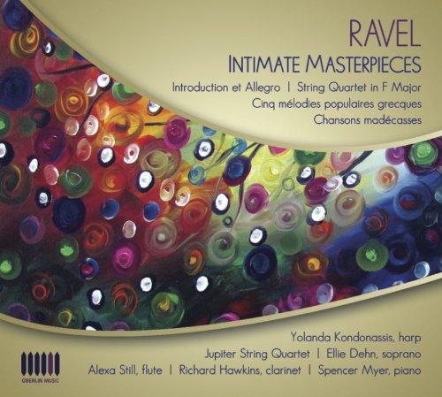 Price comparison product image Ravel: Intimate Masterpieces