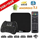 Android Smart TV Box - Android TV Box with S905X Amlogic 64Bits Quad-Core