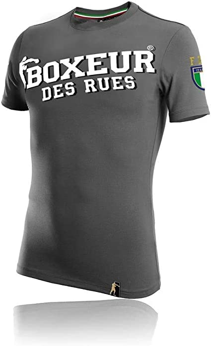 BOXEUR DES RUES Bxp-2549 Camiseta, Hombre: Amazon.es: Ropa y ...