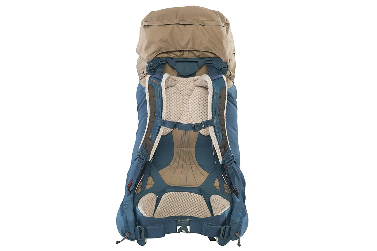 Backpacking /& Travel Backpack Hiking Hydration Compatible Kelty Zyro 68 Hiking Backpack