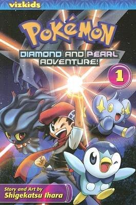 Price comparison product image Pokemon Diamond and Pearl Adventure!: Volume 1 [POKEMON DIAMOND & PEARL AD V0]