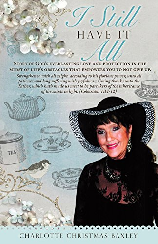 Book: I Still Have It All by Charlotte Christmas Baxley