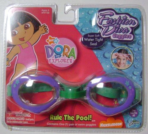 Dora Fashions - Dora the Explorer Fashion Diva Goggles