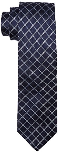 Tommy Hilfiger Tailored Herren Krawatte Tie 7CM TTSCHK17206, Blau (428 428), One size (Herstellergröße: OS)