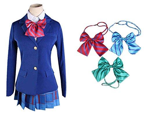 Lifeye Anime Love Live Cosplay Costume Students School Uniform
