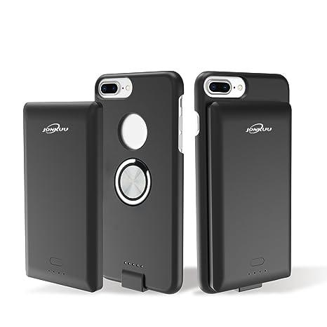 Jonkuu iPhone 6/6s Funda de batería extraíble 4000mAh ...