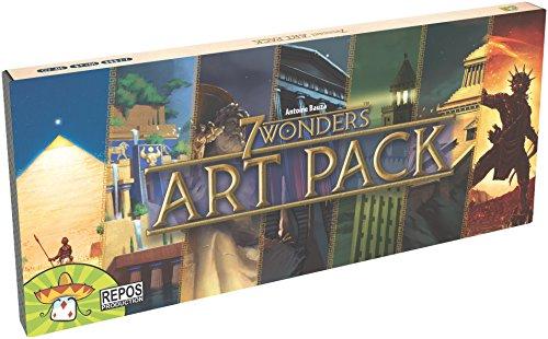 7 Wonders: Art Pack