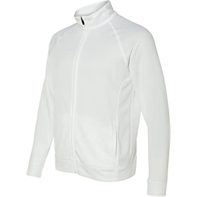 AL MENS LIGHTWGHT JACKET (WHITE) (S)