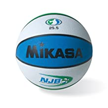 Mikasa National Junior Basketball official game ball rubber cover