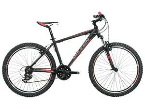 Raleigh Talus 2.0 - Bicicleta de montaña enduro, color negro, talla 23-Inch Inch