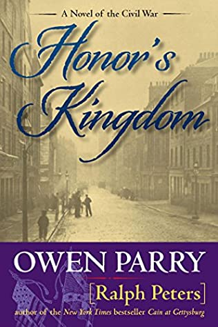 book cover of Honor\'s Kingdom