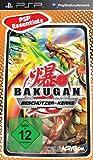 Bakugan Battle Brawlers: Beschützer des Kerns [Ess