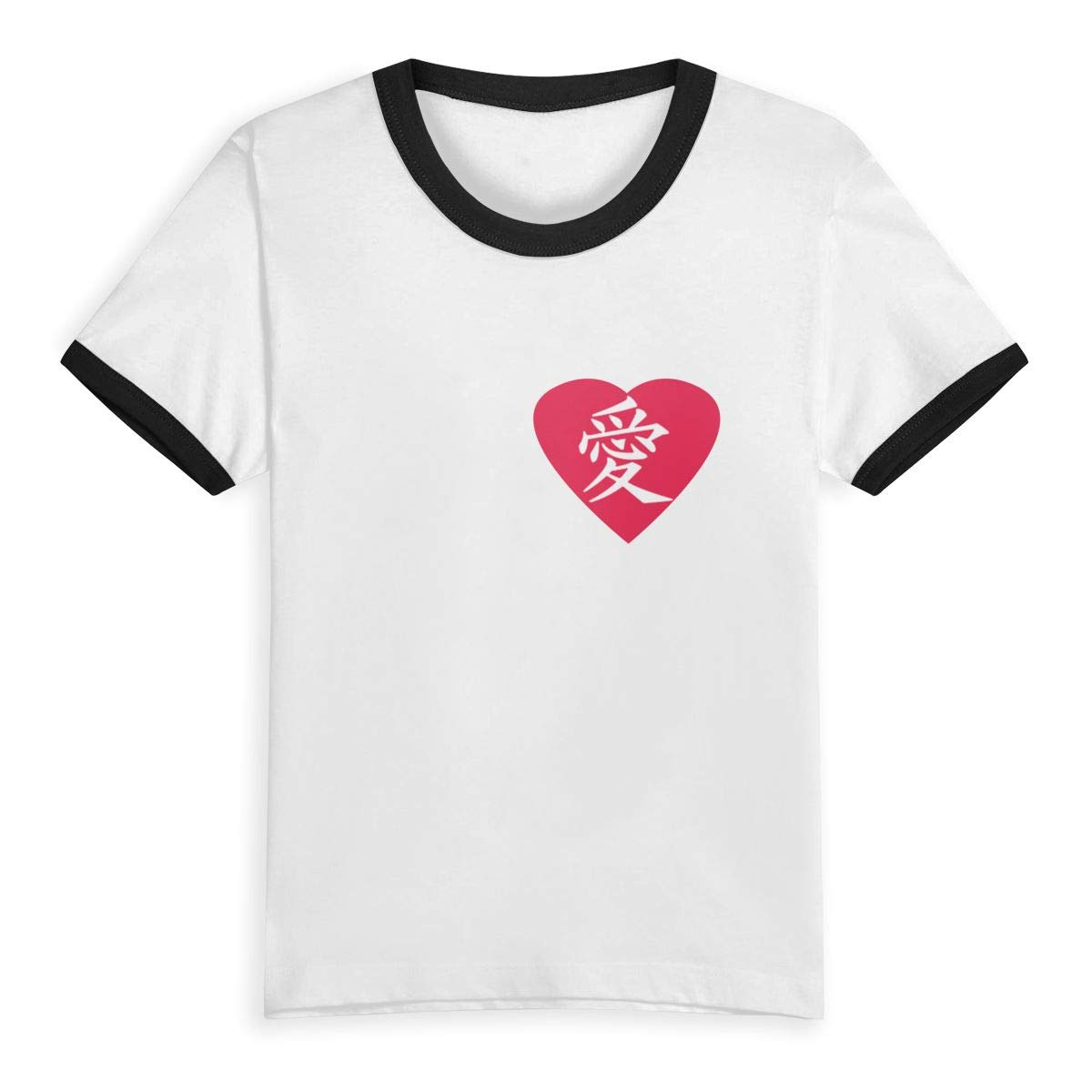 HYBDX9T Toddler Baby Girl Tree of Life with Japan Flag Funny Short Sleeve Cotton T Shirts Basic Tops Tee Clothes