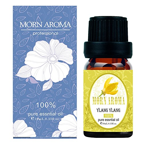 l Oil 100% Pure and Undiluted Natural Therapeutic Grade Good for Stress Relief Anxiety Reduce Tension Calms Down Aromatherapy Massage -10ml ()