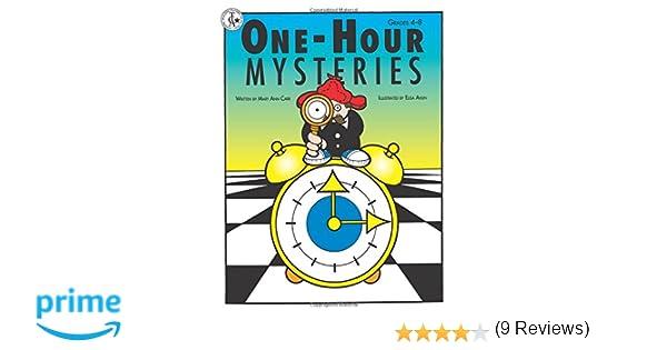 One-Hour Mysteries: Mary Ann Carr: 9781593631147: Amazon.com: Books