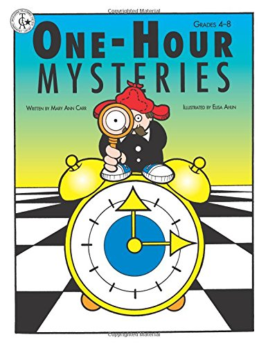 One-Hour Mysteries: Mary Ann Carr: 9781593631147: Amazon.com: Books