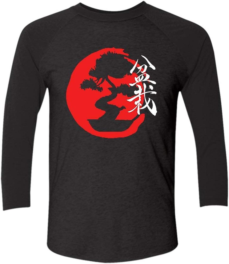 Amazon Com Bonsai Tree Raglan T Shirts Design For You Clothing