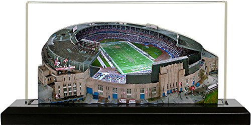 Cleveland Browns Cleveland Municipal Stadium, Small Lighted in Display Case