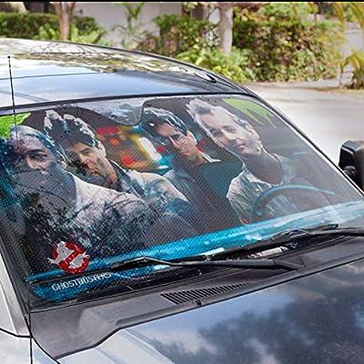 Ghost Busters Original Cast Windshield Sun Shade | Murray Aykroyd Hudson Ramis: Automotive