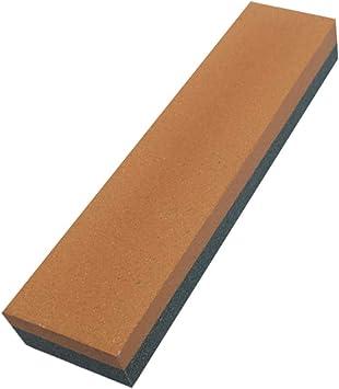 600 piedra de afilar cepillo de diamante para cuchillos afilador de cuchillos de grano ligero 200 Piedra de afilar para cuchillos