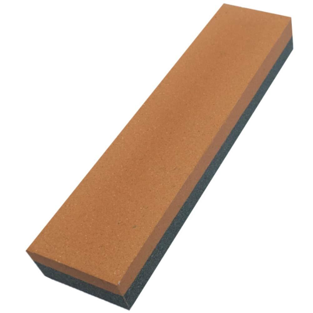 Scheren Carving- und Gartenger/äte DORALO Messersch/ärfstein Waterstone f/ür K/üchenmesser Schleifstein 2 Seitenkorn 200//600 200 * 50 * 25mm
