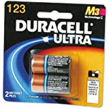 Amazon Com Duracell Cr P2 Lithium 6v Photo Battery Crp2