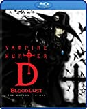 Vampire Hunter D: Bloodlust [Blu-ray]