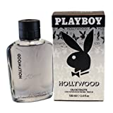 Hollywood Playboy by Coty for Men Eau De Toilette Spray 3.4 oz