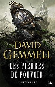 Les pierres de pouvoir par David Gemmell