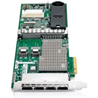 HP 587224-001 Controller - Smart Array P812, 24 ports, 1GB, PCIe, SAS, supports up to 108 hard drives New Bulk