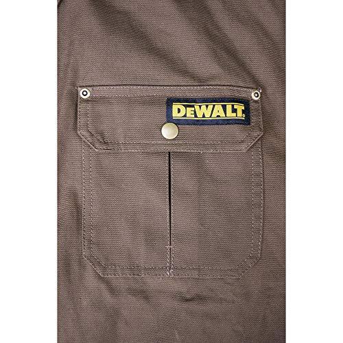DEWALT DCHJ081TD1-XL Heated Heavy Duty Shirt Jacket, XL, Tobacco by DEWALT (Image #2)