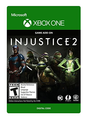 Injustice 2: Fighter Pack 3 - Xbox One [Digital Code] by Warner Brothers