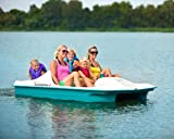Sun Dolphin 5 Seat Pedal Boat With Stainless Steel