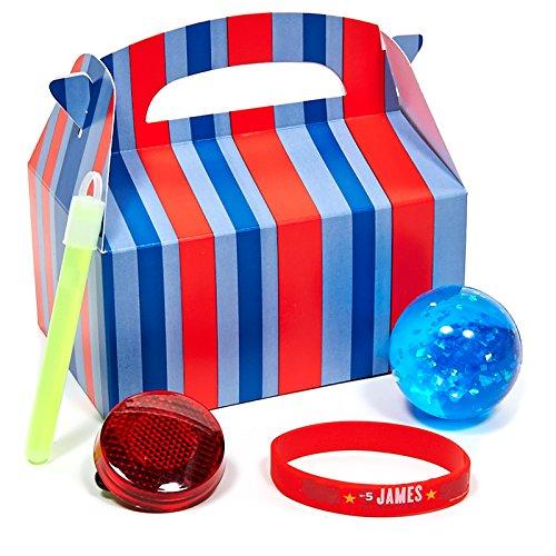 BirthdayExpress Thomas The Train Party Supplies - Filled Party Supplies - Filled Favor Boxes (4)