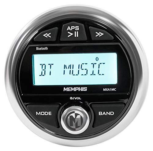 Memphis Audio MXA1MC Bluetooth Audio -