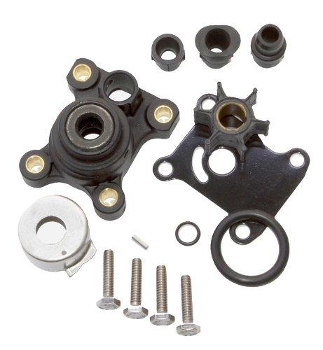 SEI MARINE PRODUCTS- Evinrude Johnson Water Pump Kit 0394711 9.9 15 HP 2 Stroke 1974-1996 and 8 9.9 15 HP 4 Stroke 1995-2001. Please see description for specific model info.