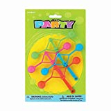 Mini Clacker Noisemaker Party Favors, 4ct