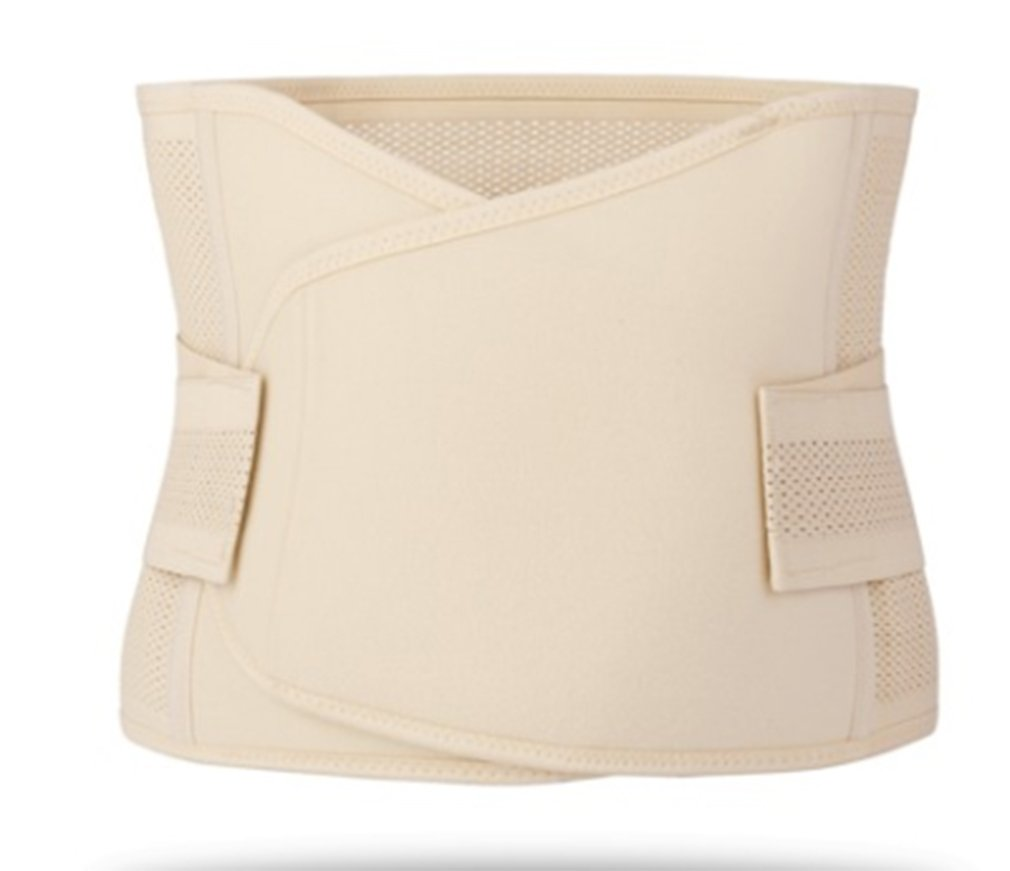 J-Bless Hernia Support Belt for Woman, Abdominal Binder for Belly Button Hernias Or Navel Hernias