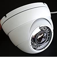 HD-CVI 2.4MP 1080p MOTORIZED ZOOM Auto Focus Varifocal 2.8-12mm 36IR Sony CMOS Indoor/Outdoor Dome Camera