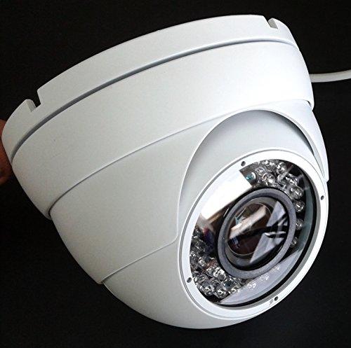 HD-TVI 2.4MP 1080p MOTORIZED ZOOM Auto Focus Varifocal 2.8-1