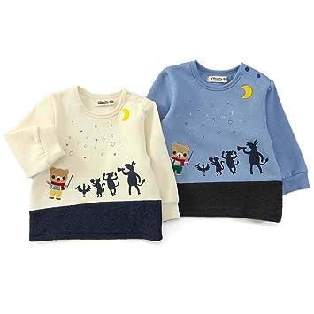 f97d7296b0a25 Piccolo (ピッコロ) トレーナー (70~95cm) キムラタンの子供服 (34404
