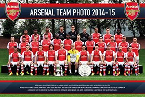 Arsenal Team 2014-2015 36