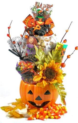 Halloween Gift Basket Ideas Adults